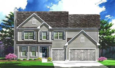 Wentzville Single Family Home For Sale: Windsor@carlton Glen