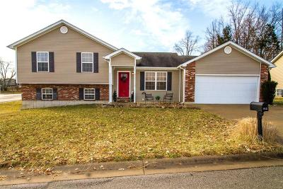Lincoln County, Warren County Single Family Home Active Under Contract: 912 Northridge Drive