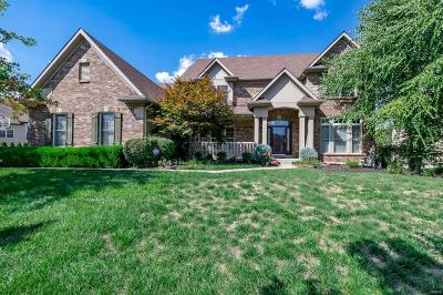 St Charles Single Family Home For Sale: 2381 Spring Mill Woods
