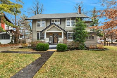 Webster Groves Single Family Home Active Under Contract: 50 Gray Avenue