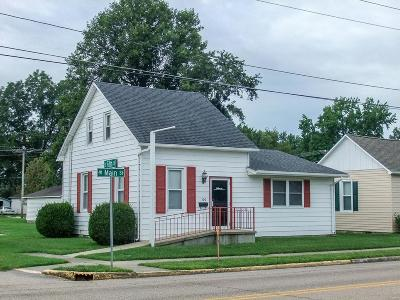Mascoutah Single Family Home For Sale: 500 West Main