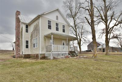 Berger, New Haven Single Family Home Active Under Contract: 2198 Koelkebeck Road