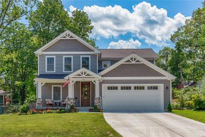 Single Family Home For Sale: 606 Rosewood Lane