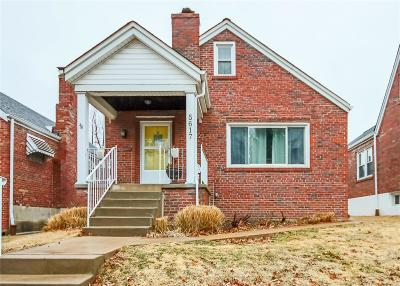 Single Family Home Active Under Contract: 5617 Pernod Avenue