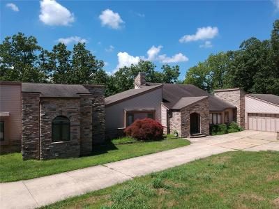 Wildwood Single Family Home For Sale: 1453 Wild Horse Creek Road