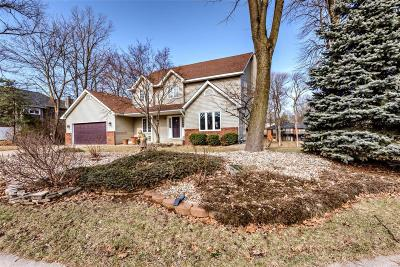 Collinsville Single Family Home For Sale: 33 Summer Tree Lane