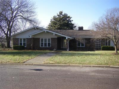 Franklin County Single Family Home For Sale: 3 Riverbend Place