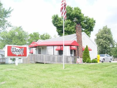 Fairview Heights Commercial For Sale: 833 Lincoln Hwy