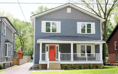 Webster Groves Single Family Home For Sale: 436 Fairview Avenue