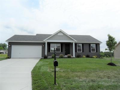Lincoln County, Warren County Single Family Home For Sale: Tbb-Maple- Villages Of Warrior
