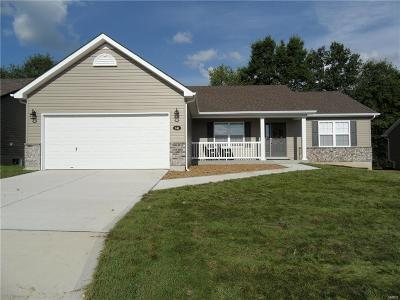 Lincoln County, Warren County Single Family Home For Sale: Tbb-Pin Oak-Villages Of Warrio