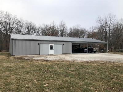 Single Family Home For Sale: 2672 Us Highway 51