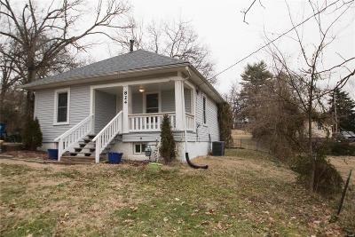 Jefferson County Single Family Home For Sale: 824 Ridge Avenue