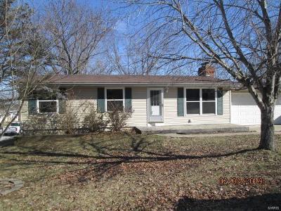 Union Single Family Home For Sale: 145 Joel Avenue