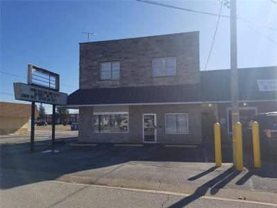 Bethalto Commercial Active Under Contract: 108 West Bethalto Boulevard