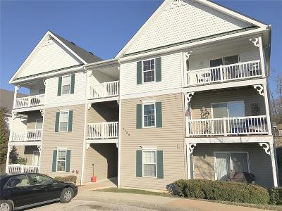 Condo/Townhouse For Sale: 1125 Arbor Creek #3B
