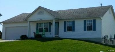 Wentzville Single Family Home For Sale: 434 Picket Fence