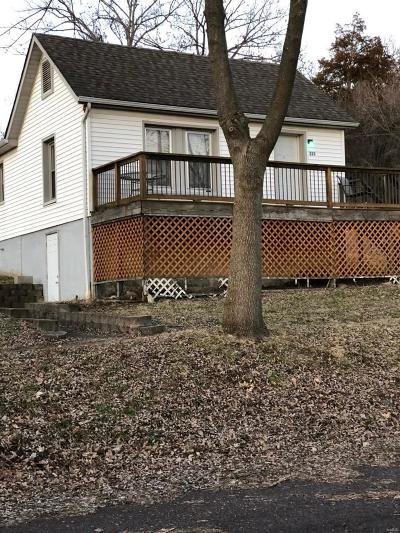 Franklin County Single Family Home For Sale: 323 East Franklin