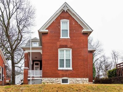 Belleville Single Family Home For Sale: 310 South Church Street