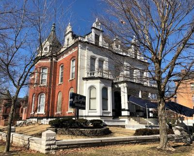 Lafayette Square Single Family Home For Sale: 1631 Missouri Avenue