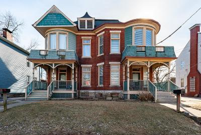 Alton Multi Family Home For Sale: 527 East 8th Street