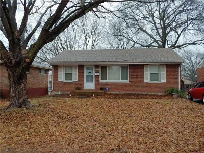 Single Family Home Active Under Contract: 9131 Harold Drive