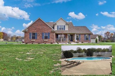 Alton Single Family Home For Sale: 8200 Grande Terre Place