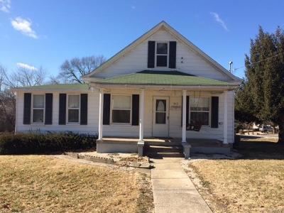 Jerseyville Single Family Home For Sale: 912 Warren Street