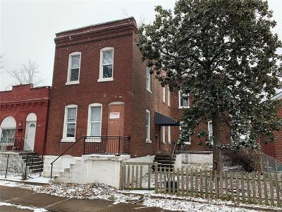 St Louis City County Multi Family Home For Sale: 6712 Minnesota Avenue