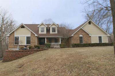 Franklin County Single Family Home For Sale: 545 Highland Acres Drive