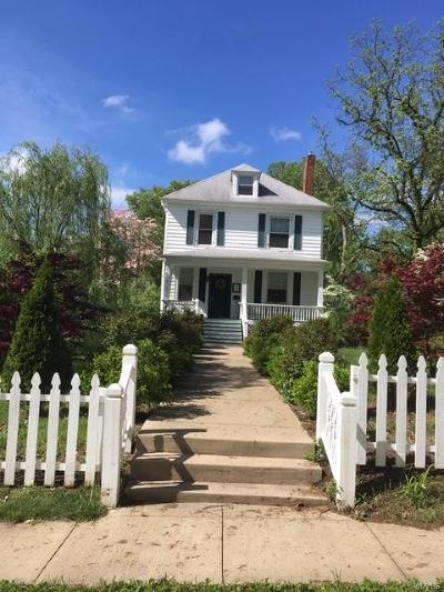 Single Family Home For Sale: 401 Adams Street