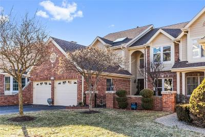 St Louis County Condo/Townhouse For Sale: 14639 Mallard Lake Drive