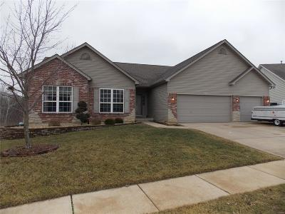 Wentzville Single Family Home For Sale: 2757 Providence Ridge Drive