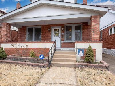 St Louis City County Single Family Home For Sale: 5719 Holly Hills Avenue