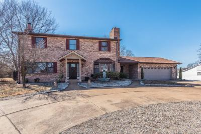 Single Family Home For Sale: 4646 Mattis Road