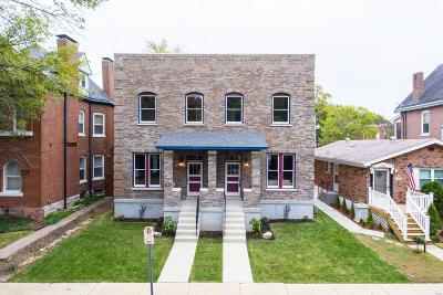 St Louis City County Single Family Home For Sale: 1930 Virginia Avenue