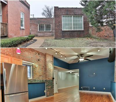 St Louis Condo/Townhouse For Sale: 2612 South 13th Street