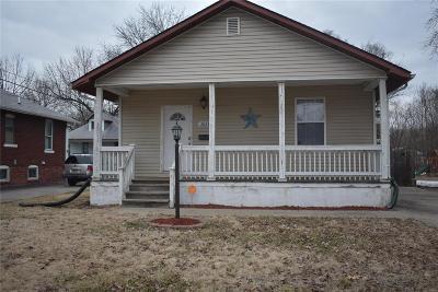 Granite City Single Family Home For Sale: 2823 Edwards Street