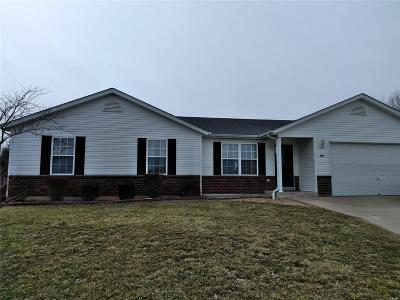 Lincoln County, Warren County Single Family Home For Sale: 709 Warrior Pass