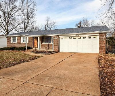 Single Family Home For Sale: 707 Wild Walnut Lane