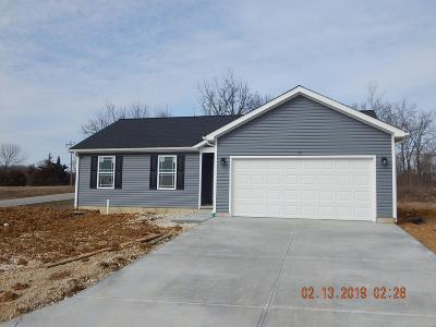 Lincoln County, Warren County Single Family Home For Sale: 11 Round Table Ct.