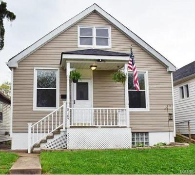 St Louis Single Family Home For Sale: 5107 Dresden Avenue