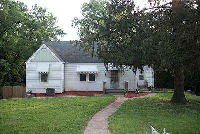 Caseyville Single Family Home For Sale: 322 Hollywood Heights