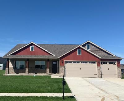 Troy New Construction For Sale: 404 Chamberlain Drive