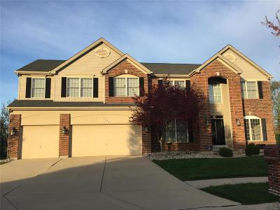 O'Fallon Single Family Home For Sale: 1109 Daylily