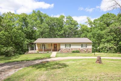 Franklin County Single Family Home For Sale: 7820 Elmont Road