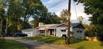 Swansea IL Single Family Home For Sale: $97,900