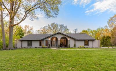 St Louis County Single Family Home For Sale: 15875 Kettington Road