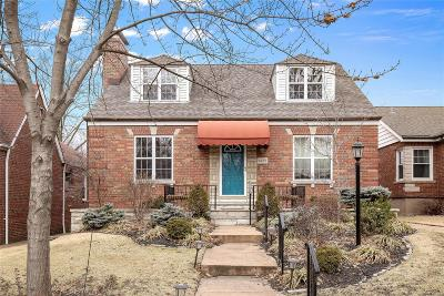 St Louis City County Single Family Home For Sale: 6737 Devonshire Avenue