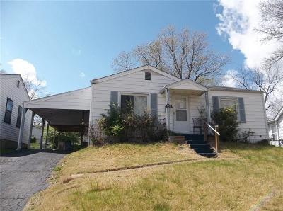 Single Family Home For Sale: 503 Ames